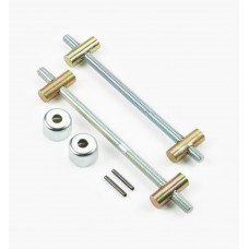 Wooden Jaw Hand-Screw Clamps kit 4 inch