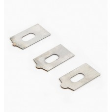 Fluting Cutters, set of 3