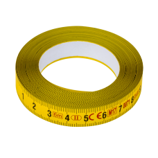 Adhesive steel bench tape R-L 6m