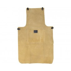 "36"" Suede Leather Apron With Pocket"