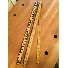 "Folded height ruler ""Maxi"""