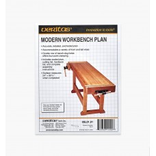 Veritas® Modern Bench Plan