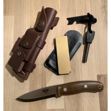 TBS Wolverine Bushcraft Knife