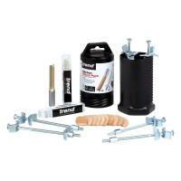 Trend Kitchen Fitters Pack c/w Connecting Bolts