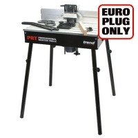 Professional Router Table Euro 230V - Authorised distributors only