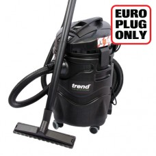 Wet & Dry Extractor 1400W 230V Euro plug